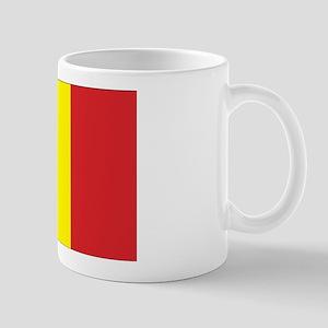 Romanian Flag Mug