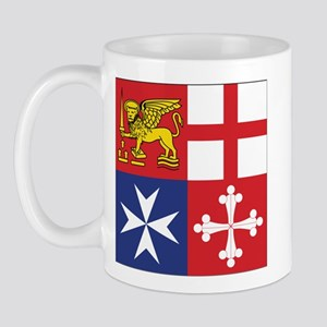 Italy Naval Jack Mug