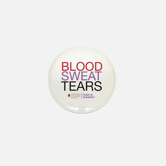 Cute Tears Mini Button