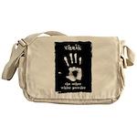 Chalk - The Other White Powder Messenger Bag