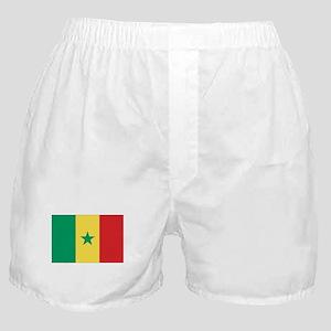 Flag of Senegal Boxer Shorts