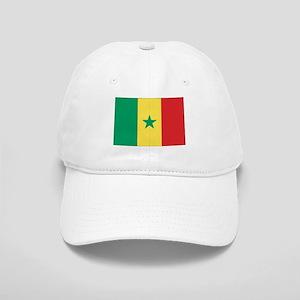 Flag of Senegal Cap