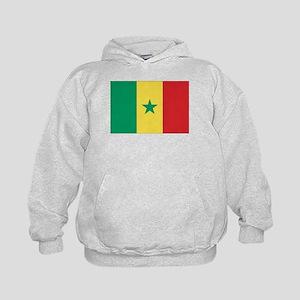 Flag of Senegal Kids Hoodie