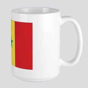 Flag of Senegal Large Mug
