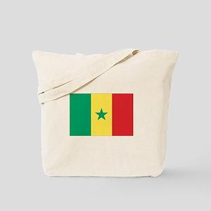 Flag of Senegal Tote Bag