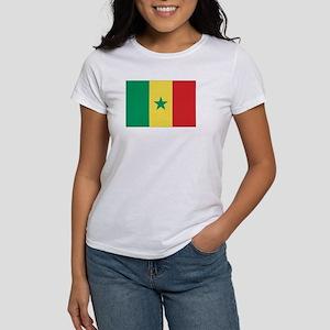 Flag of Senegal Women's T-Shirt