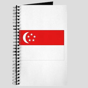 Singapore Flag Journal