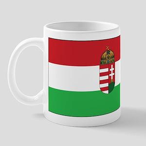 Hungary State Flag Mug