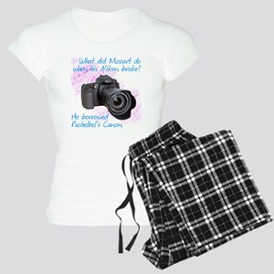 Pachelbel's Canon Women's Light Pajamas