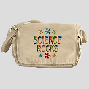 Science Messenger Bag