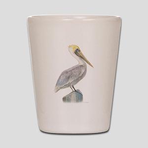 pelican Shot Glass
