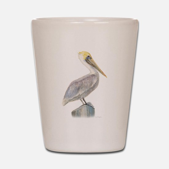 pelican Shot Glass