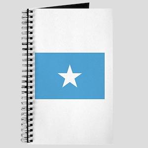 Somalian Flag Journal