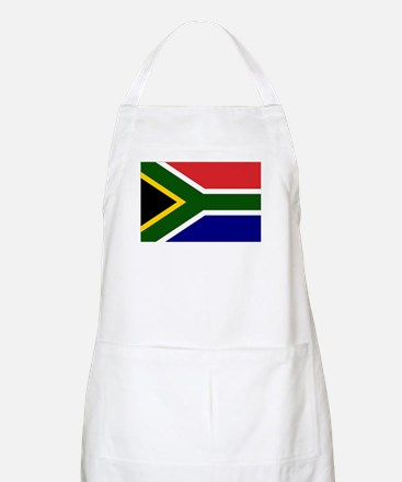 South African Flag BBQ Apron