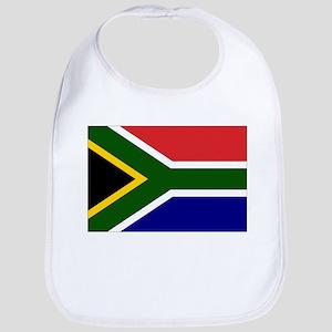 South African Flag Bib