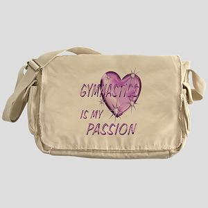 Gymnastics Passion Messenger Bag