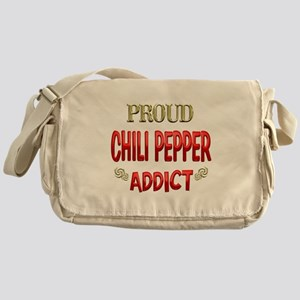 Chili Pepper Addict Messenger Bag