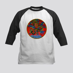 Asian Dragon Kids Baseball Jersey