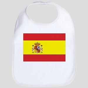Spanish Flag Bib