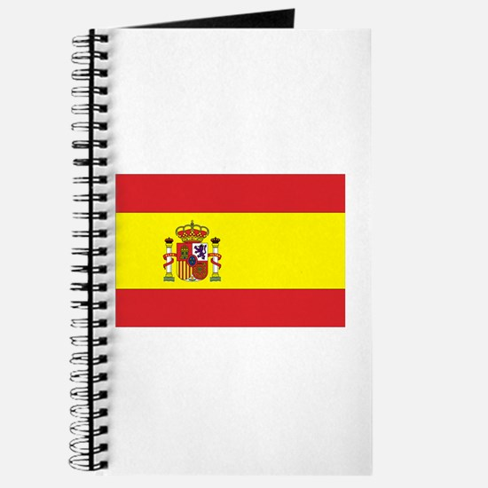 Spanish Flag Journal