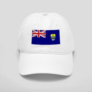 St Helena Flag Cap