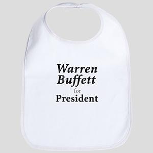 Buffett for President Bib