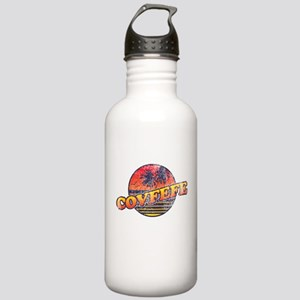 Covfefe (distressed) Water Bottle