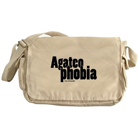 Agateophobia Messenger Bag