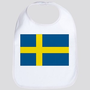 Swedish Flag Bib
