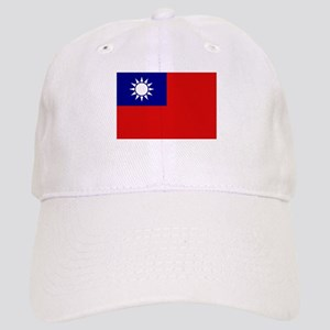 Taiwanese Flag Cap