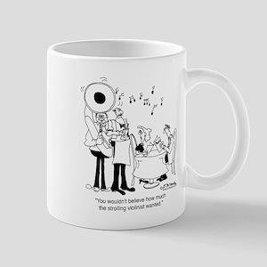 A Strolling Tubaist Mug