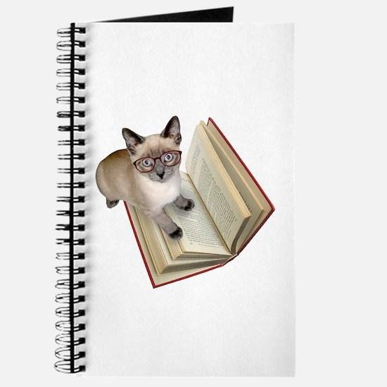 Kitten Book Journal