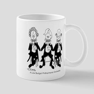 A Low Budget Philharmonic Orchestra Mug