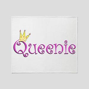 queenie Throw Blanket