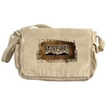 Save A Fox Foundation Messenger Bag