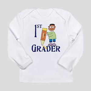 1st Grade Boy Long Sleeve Infant T-Shirt