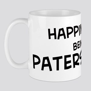 Happiness is Paterson Mug