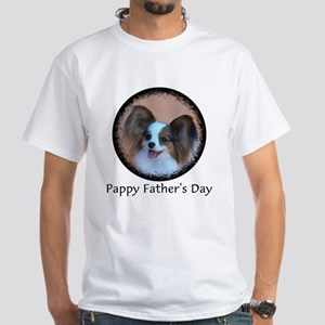 Pappy Father's Day (sable) White T-Shirt