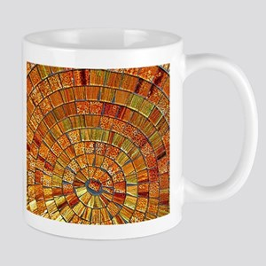 Balinese Glass Tile Art - BRN Mug