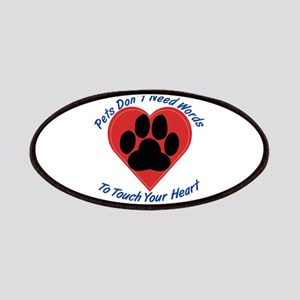 Touch Your Heart Patches