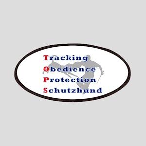 Schutzhund is TOPS Patches