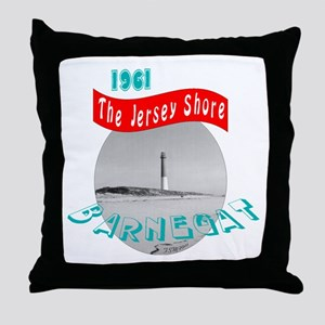 1961 Barnegat Throw Pillow