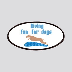 Diving Dogs Patches