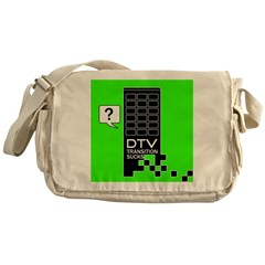 DTV Transition Messenger Bag