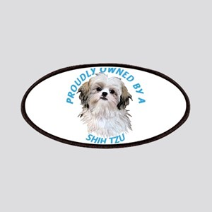 Proudly Owned Shih Tzu Patches