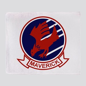 Top Gun Throw Blanket