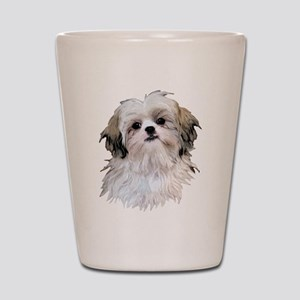 Shih Tzu Lover Shot Glass