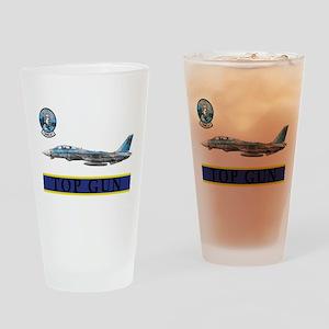 VF-84 Drinking Glass