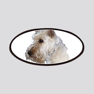 Scottish Terrier (Wheaten) Patches