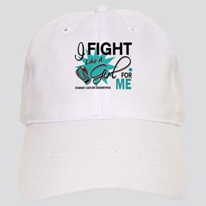 Fight Like a Girl For My Ovarian Cancer Cap
